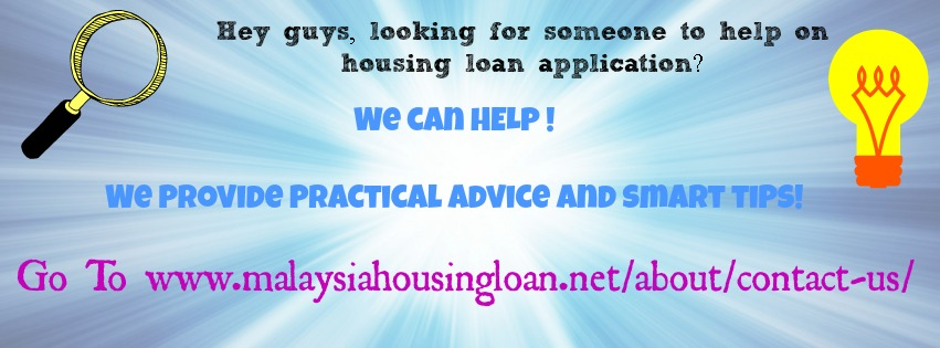 Malaysia housing loan contact us