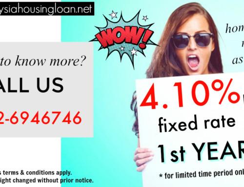 The Best Home Loan Rates 4.10% Lowest In The Market! WOW!