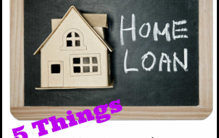 5 Things You Must Know About Home Loan