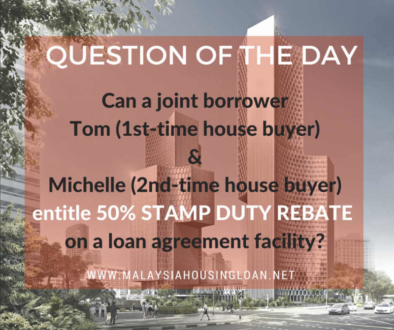 Q A Can A Joint Borrower Tom 1st Time House Buyer Michelle