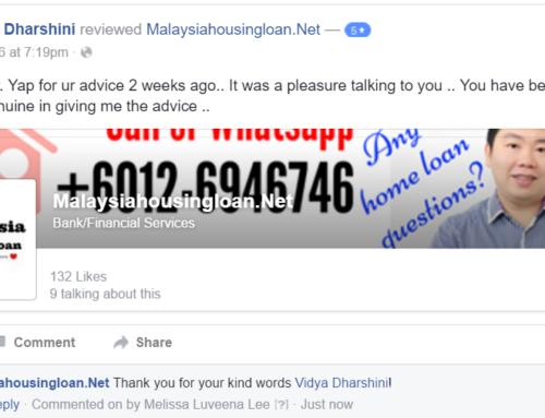 Testimonial By Vidya Dharshini