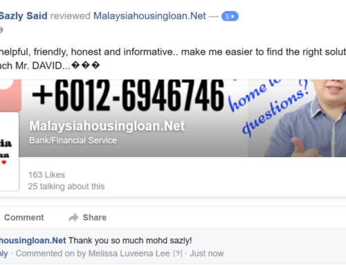 Testimonial From Mohd Sazly Said