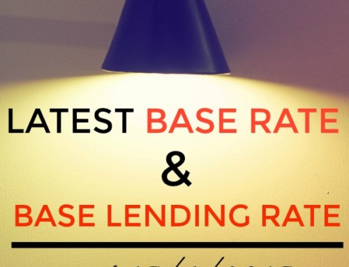 LATEST BASE RATE AND BASE LENDING RATE FOR THE MAJOR BANKS IN MALAYSIA AS AT 17/4/2017