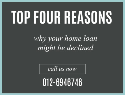 Top Four Reasons why your home loan might be declined