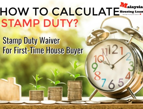 How To Calculate Stamp Duty – Stamp Duty Waiver For First-Time House Buyer