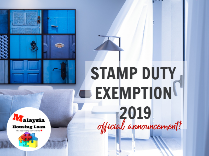 Stamp Amendment Act 2017 Archives The Best Malaysia Housing Loan